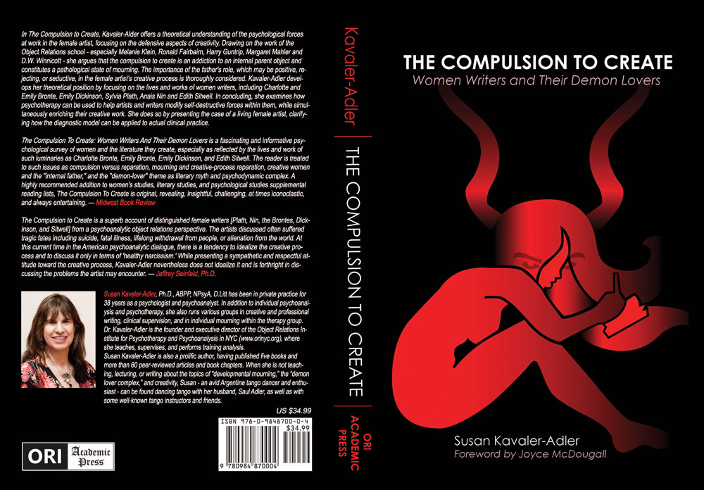 The Compulsion to Create: Women Writers and Their Demon Lovers